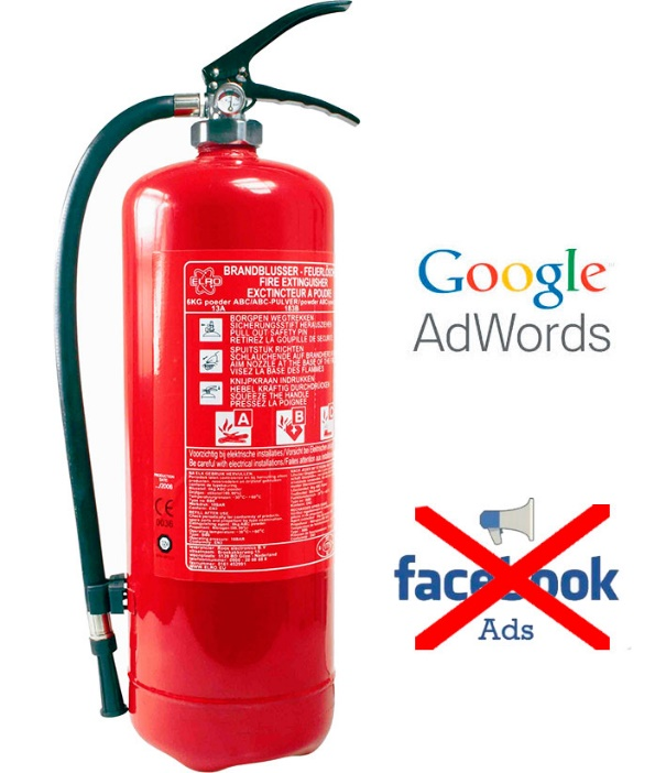 Google Adwords vs Facebook Ads: When to use each one?